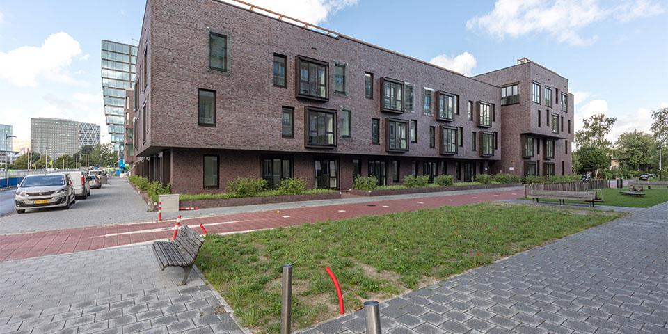 Zuidoever is de eerste locatie van De Oevers, een nieuw concept van Cordaan voor particuliere zorg in Amsterdam.