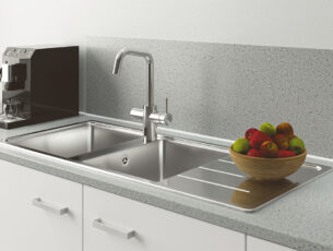 Schell_Elektronische Küchenarmatur Grandis E kopiëren