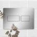 white rectangle mosaic