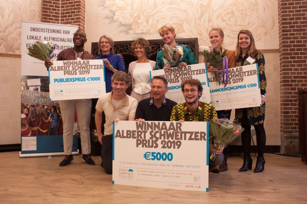 Albert Schweitzer Fonds – winnaars prijs 2019-1